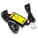 WOVELOT Adaptador USB del Coche Mp3 Audio Aux USB Cable de Datos Cambiador de CD Virtual de Conexión PD Virtual para Honda