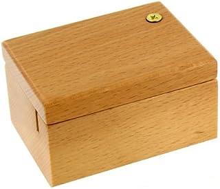 Laurent Voulzy Belle île en mer Lutèce Créations 18-note hand crank musical box/music box/musical mechanism