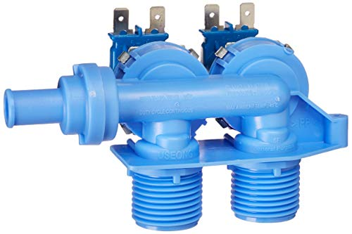 GE WH13X10023 Genuine OEM Water Inlet Valve for GE Washing Machines
