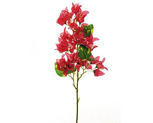 Zelda Branche Bouganvillea artificielle cm 56 Fuchsia