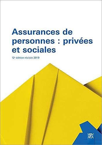 Assurances de personnes: privées et sociales: youngprofessional@insurance (VBV youngprofessional@insurance)