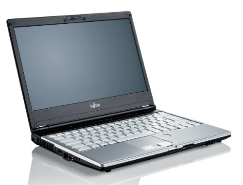 Fujitsu Lifebook S760 33 cm (13 Zoll) Laptop (Intel Core i7 620M 2,6GHz, 4GB RAM, 320GB HDD, Intel X4500HD Graphics, DVD, Win 7 Pro