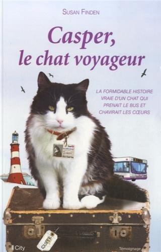 Casper le chat voyageur