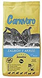 CARNIVORO Sensitive salmón arroz 15 kg