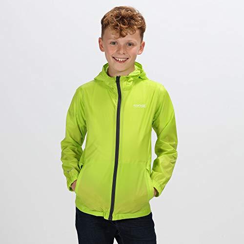 Regatta Kids Waterproof Pack-It Jacket III