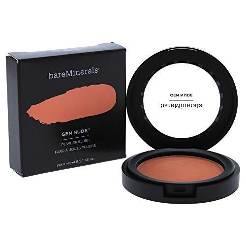 bareMinerals Gen Nude Poudre Blush Bellini Brunch pour Femme 0.21 oz 5.95 g