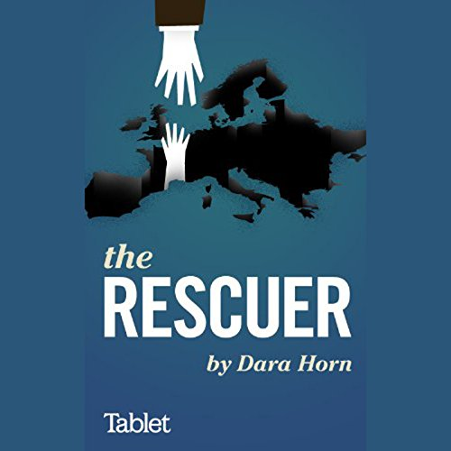 The Rescuer audiobook cover art