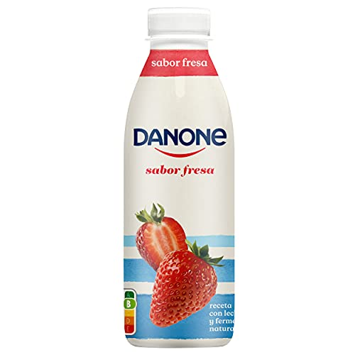 Danone para Beber Fresa 550 g