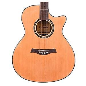 """Kadence acoustica 40"""" Acoustic Guitar AG01 Spruce 3"""
