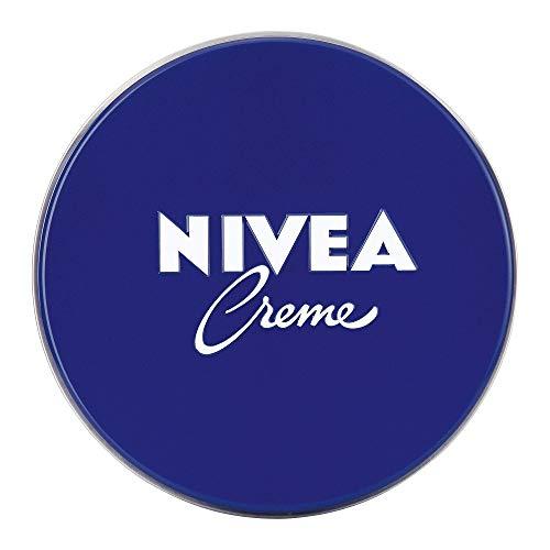 Nivea Creme im 1er Pack (1 x 75 ml), klassische Hautcreme für den ganzen Körper, pflegende Feuchtigkeitscreme