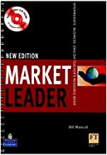Market Leader Intermediate Teachers Book New Edition and Test Master CD-Rom Pack by Bill Mascull (2006-07-20)