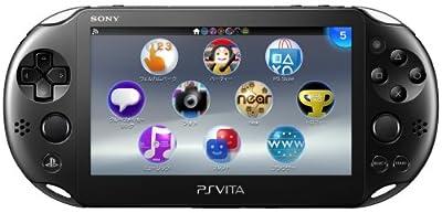 PlayStation Vita Wi-Fimodel Black (PCH-2000ZA11)