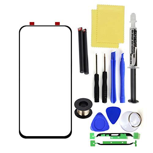 NXACETN Kit De Herramientas para Lentes De Vidrio Frontal De Repuesto De Pantalla Loca Compatible con Samsung Galaxy A10-A90 Compatbile con Samsung Galaxy A50