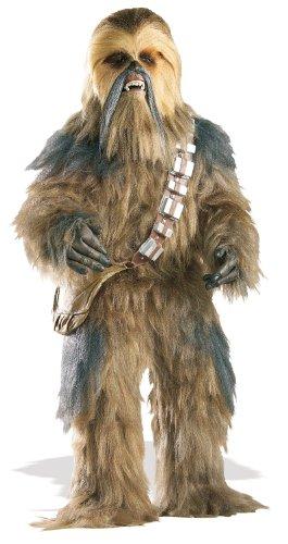Adultos Star Wars edición Suprema Chewbacca vestuario XL (44-48