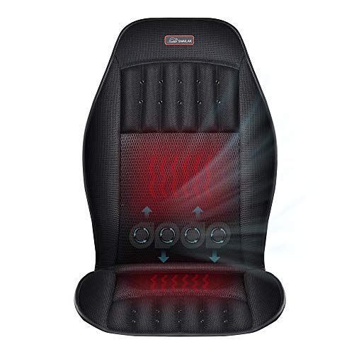 Snailax Car Seat Cooler and Heater – Car Seat Cooling Pad or Heating Pad, Seat...