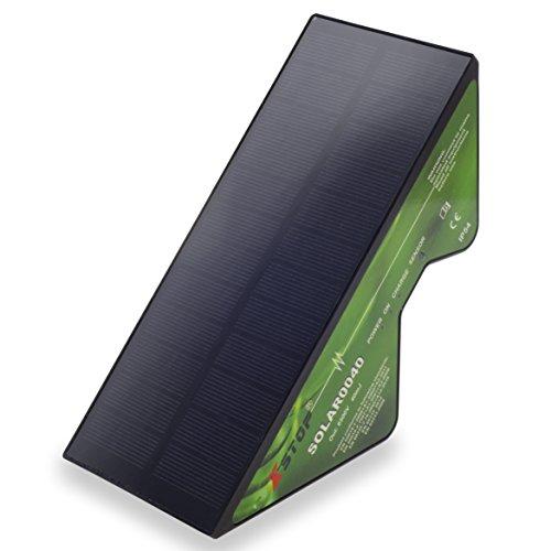 XSTOP - Energizador eléctrico Compacto de 2 km, Funciona co