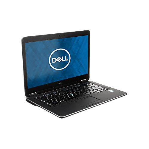 Dell E7440 14' FHD Laptop Intel Core i5-4300U, 8Gb RAM, 180 GB SSD Hard Drive, Windows 10 Pro (Renewed)