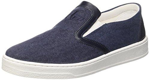 byblos Herren Cesare Sneaker, Blau (Blu Navy 239), 43 EU