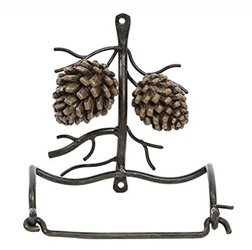 Top 10 best selling list for pine cone toilet paper holder
