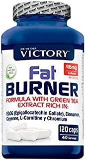 Victory Endurance Fat Burner - 120 Cápsulas