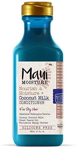 Maui Moisture Coconut Milk Conditioner, 385mL