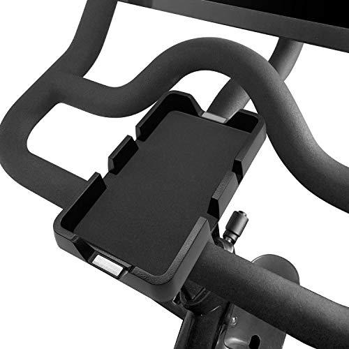 Bike Phone Mount Bracket Holder Stand on Handlebar - for Peloton Bike and Peloton Bike +,Compatible with most phones Peloton Phone Mount