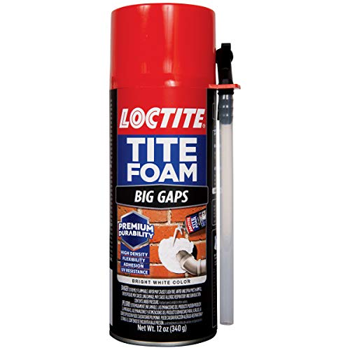 Loctite 2378565 Foam sealant, 12-Ounce Can, White