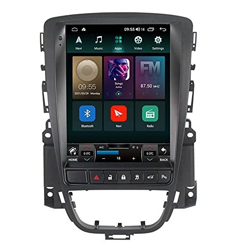Android Radio Coche Bluetooth Manos Libres para Buick Excelle XT 2009-2015, con Navegación GPS, Autoradio con Pantalla Táctil De 9.7 Pulgadas Apoyo Radio FM Am/Mirror Link/WiFi,Ts1 WiFi 1+16g