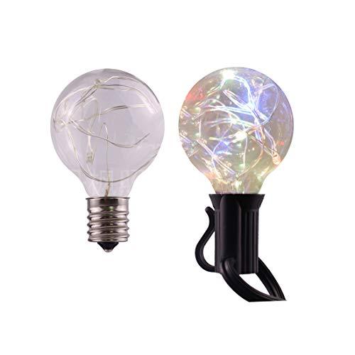 Led-lichtgordijn, lichtketting, waterdicht, voor ramen, tuin, huis, led-decoratief.