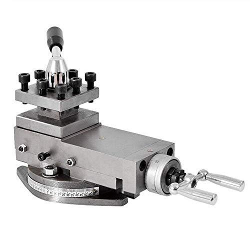 MEICHEN gereedschapshouder Mini draaibank accessoires metalen draaibank houder gereedschap montage snelle verandering draaibank gereedschapshouder gereedschap 80 mm slag