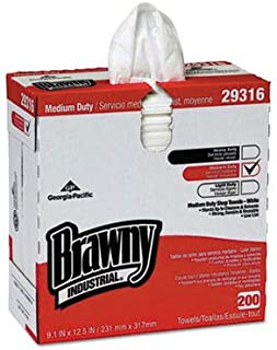 GEP29316CT - Brawny Industrial Lightweight Shop Towel