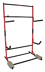 Malone FS 2 Storage Rack - Best Kayak Storage Racks & Wall Mounts