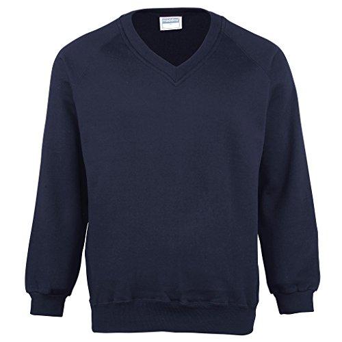 MAKZ - Sweat-Shirt - Manches Longues - Homme - Bleu - XXXX-Large