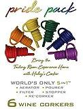 Haleys Corker Pride Pack, One Size, Multicolor