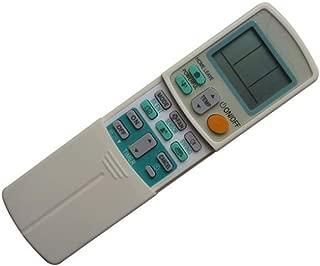 compatible avec les mod/èles Daikin BRC4C151/- BRC4C152 BRC4C155 Wellclima BRC 4C151 T/él/écommande pour climatiseurs Daikin BRC4C158