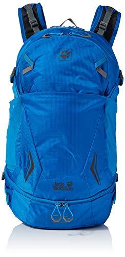 Jack Wolfskin Unisex– Erwachsene Moab Jam 30 Rucksack, electric blue, One Size