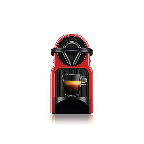 Nespresso Inissia, Máquina de Café, 110V, Vermelho