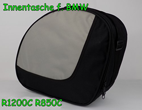 2 bolsillos interiores para BMW R1200C R850C