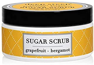 Deep Steep Sugar Scrub, Grapefruit Bergamot, 8 Ounce