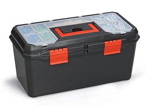 Viso PO05 - Caja de herramientas (tamaño: 480 mm L x 230 mm