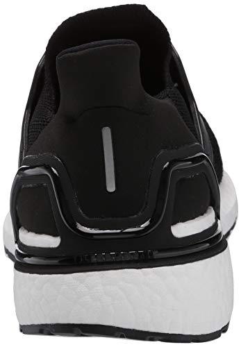 adidas Men's Ultraboost 20 Running Shoe, Black/Night Metallic/White, 10 M US 3