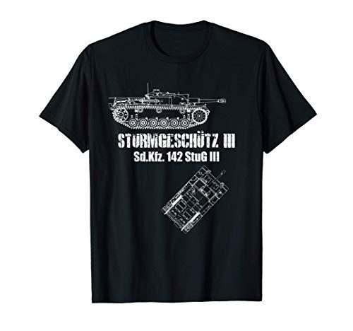 Sturmgeschutz III StuG 3 tank German Wehrmacht SdKfz 142 T-Shirt