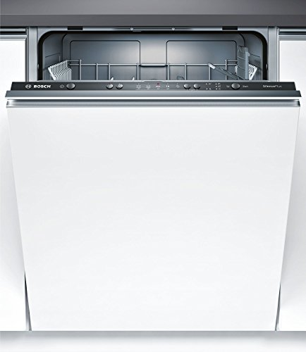Bosch Serie 2 SMV25AX01E lavavajilla Totalmente integrado 12 cubiertos A++ - Lavavajillas (Totalmente integrado, Tamaño completo (60 cm), Negro, Botones, 1,75 m, 1,65 m)