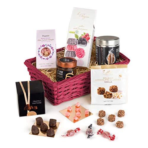 Hay Hampers Habibi - My Sweetness Halal Hamper Gift - Free UK Delivery