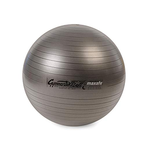 PEZZI ORIGINAL Gymnastik Ball Maxafe 75 cm anthrazit