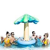 SwimWays Floating Tiki Bar