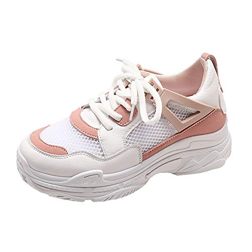 Alikeey anti-slip schoenen, outdoorsport, casual, dames, dikke zool, ademend, Baotou, mesh