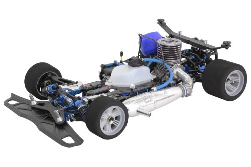 KM-Racing 31201000 RC auto KM K8 Killer Eight GP on-road wedstrijdvoertuig 4WD M1:8
