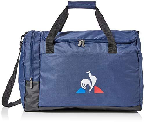 le coq Sportif Training Sportbag L/XL Borsa, Unisex Adulto, Dress Blues, Taglia Unica