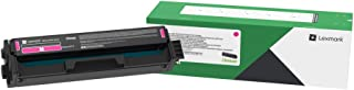 Lexmark C331HM0 H Magenta High Yield Return Program Print Cartridge